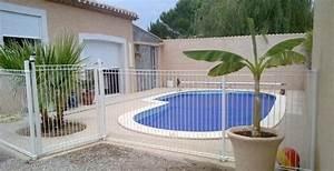 Cloture Souple Piscine : achat de cl ture piscine ~ Edinachiropracticcenter.com Idées de Décoration