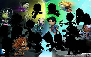 LittleBigPlanet Gets Two DC Comics DLC Packs This Week