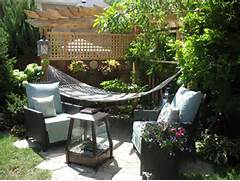 Backyard Hammock Design Gardens Backyards And Backyard Hammock On Pinterest