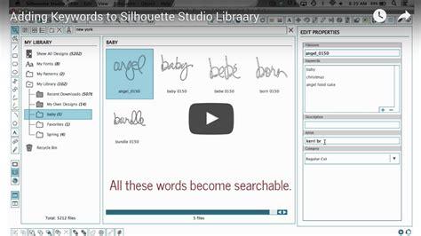 Did You Know Adding Keywords To Library  Kerri Bradford Studio
