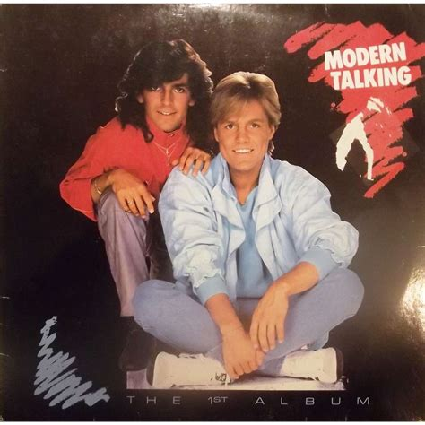 the album by modern talking lp with vinyl59 ref 116317730