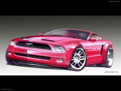 Ford Mustang Concept by Ford Mustang Gt Concept 2004 Car Image 034 Of 67