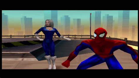 spider man playstation  psx part    god