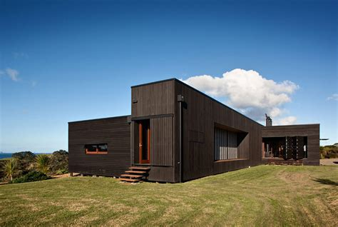 House For A Family In New Zealand by Tutukaka House In New Zealand By Crosson Clarke Carnachan