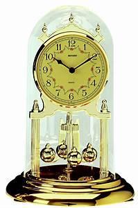 Pendule à Poser : pendule 400 jours quartz dor e grand mod le bayard pendule poser 1001 pendules ~ Teatrodelosmanantiales.com Idées de Décoration