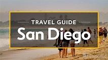 San Diego Vacation Travel Guide | Expedia - YouTube