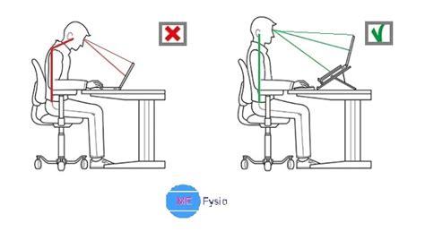 Roeien Houding by Tips Voor Een Goede Werkhouding Fysiotherapie Me Fysio