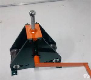 Calandra Manual Para Metalon  Tubos De Metalon  Barras