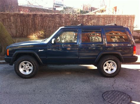 jeep cherokee tires 1997 jeep grand cherokee laredo tire size
