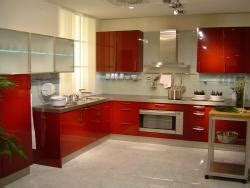 modular kitchen cabinets colored laminated in kitchen cabinets gharexpert colored 4247