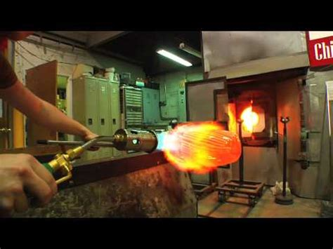 ben tullman glass blowing youtube