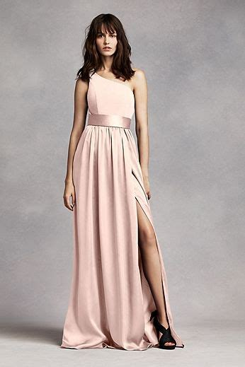White By Vera Wang Bridesmaid Collection Anything Pink