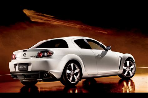 New Mazda Rx 8 by Mazda Adds New Features To Rx 8 In Japan
