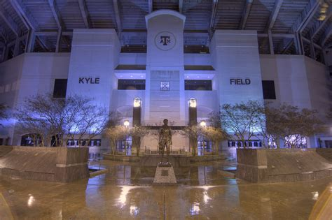 Slideshow 988-15: Kyle Field stadium on campus of Texas A ...