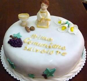 Torta Prima Comunione Salvatore - Pasta e non solo