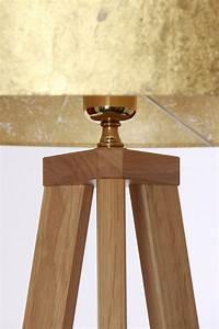 3 Bein Lampe : stehlampe 3 bein eiche natur leuchtenmanufaktur brodauf ~ Whattoseeinmadrid.com Haus und Dekorationen