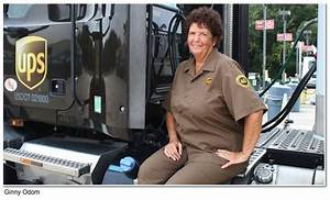 Orlando Ups Driver Is First Woman To Hit 4m