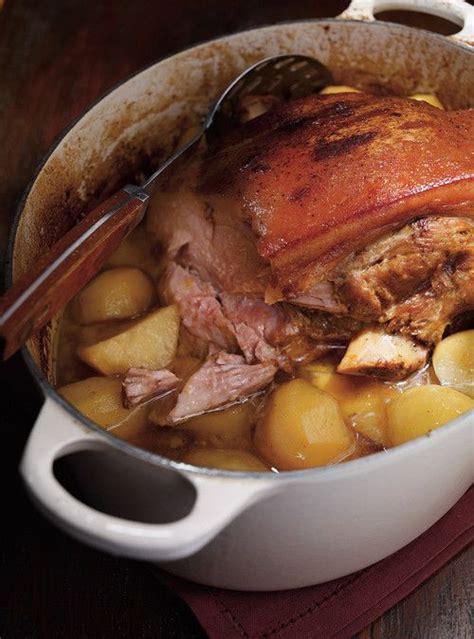 r 244 ti de porc aux patates jaunes recette sauces r 244 tis et pommes de terre