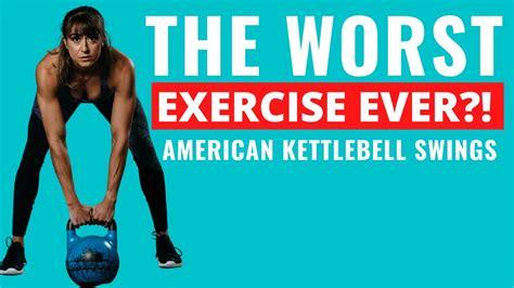 kettlebell american swing
