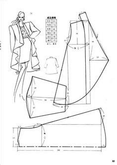 Free Period Clothing Patterns and Cutting Diagrams-You