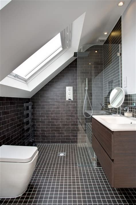 Dormer Bathroom by Dormer Loft Conversion Tw2