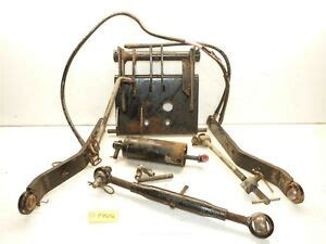 ingersoll tractor mower 448 j26 3 point hitch case ingersoll 444 448 446 tractor j26 3 point hitch ebay