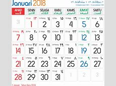 Januari 2018 kalender 2019 2018 Calendar Printable with