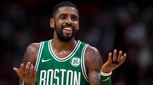 Kyrie Irving is still on his flat-earth theory silliness ...