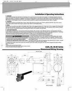 Installation  U0026 Operating Instructions