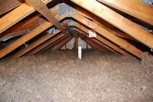 Isolation Thermique Combles : l 39 isolation de combles non praticables ~ Premium-room.com Idées de Décoration