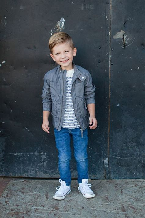 Jongens kapsels en fashion for juniors ofwel Kids met stijl!! - B4men