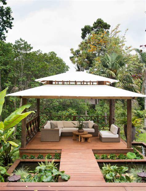 A Lush Balinesestyle Garden Hidden In An Auckland Backyard