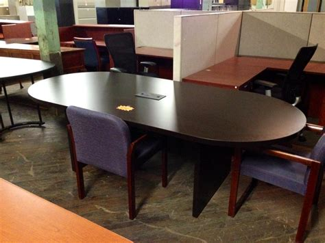 8 foot conference table used 8 ft mahogany conference table nashville office
