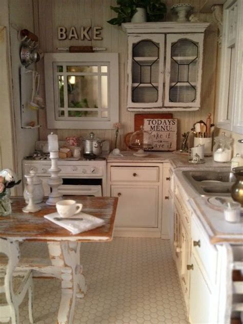 small shabby chic kitchen table 32 sweet shabby chic kitchen decor ideas to try shelterness