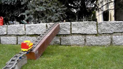 Lego Duplo Eisenbahn Streckenvorschlag 2 (für Den Garten