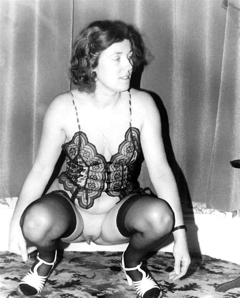 White Women Shaved Pussy Vintage And Retro 4 40 Pics