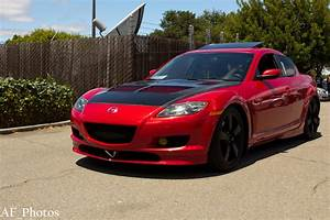 Mazda Rx8 Wide Body Kit  mazda rx8 wide frp body kits  mazda rx 8