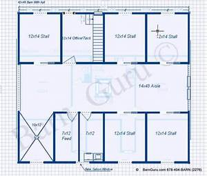 horse stable plans wwwpixsharkcom images galleries With 5 stall horse barn