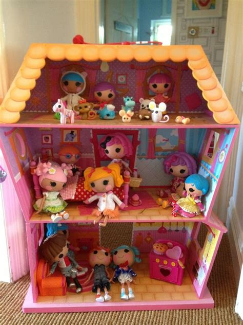 Lalaloopsy House - lalaloopsy house and dolls lalaloopsy toys dolls