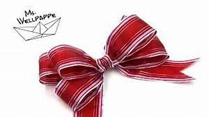 Geschenk Schleife Binden : geschenkschleife basteln 123vid ~ Orissabook.com Haus und Dekorationen