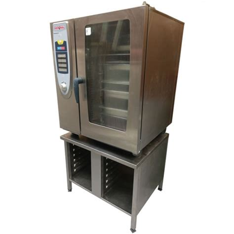 rational cuisine rational scc self cooking centre 101 combi oven