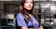 Holby City actress Jaye Jacobs: I was scared to leave the ...