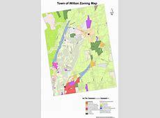Zoning Map Town of Wilton