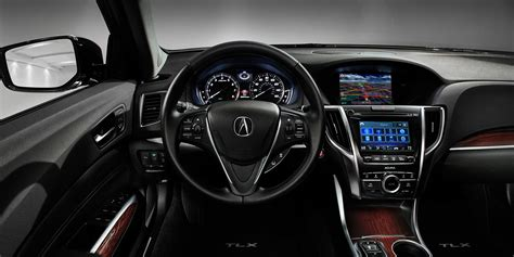 acura tlx earns  iihs top safety pick rating
