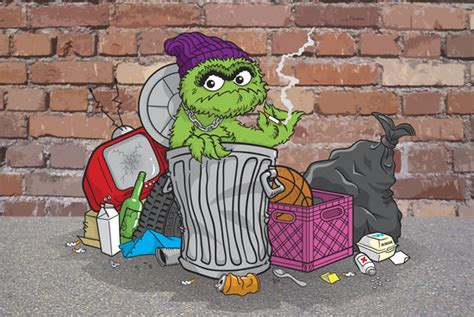 The Gallery For --> Ghetto Sesame Street