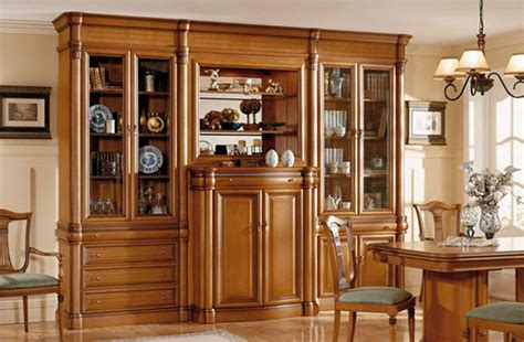 mueble comedor clasico boisserie muebles valencia