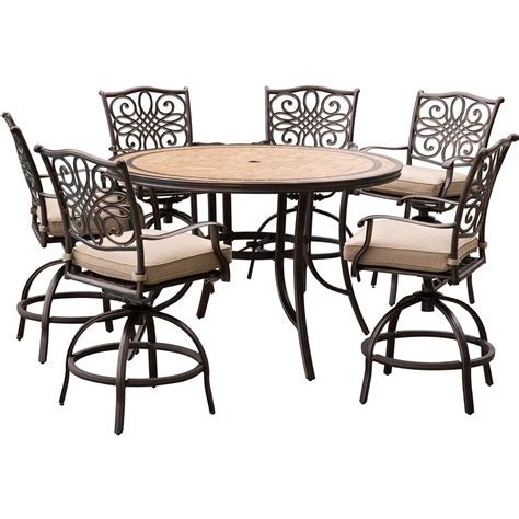 Patio Dining Sets 1000 by Bar Height Outdoor Dining Sets Popular Lighting Fixtures