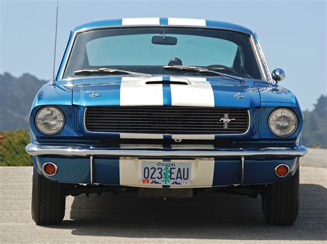 Types Of Ford Mustangs
