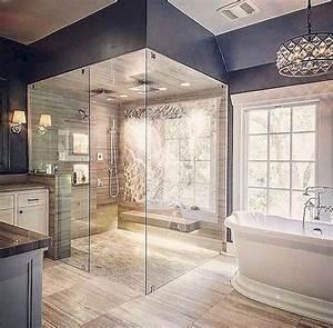 36, Amazing, Modern, Master, Bathroom, Decorating, Ideas