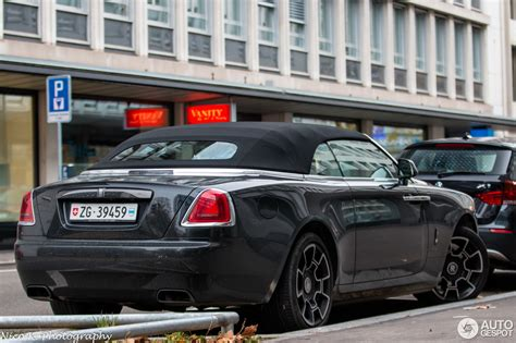 Rolls Royce Dawn Black Badge 18 November 2017 Autogespot